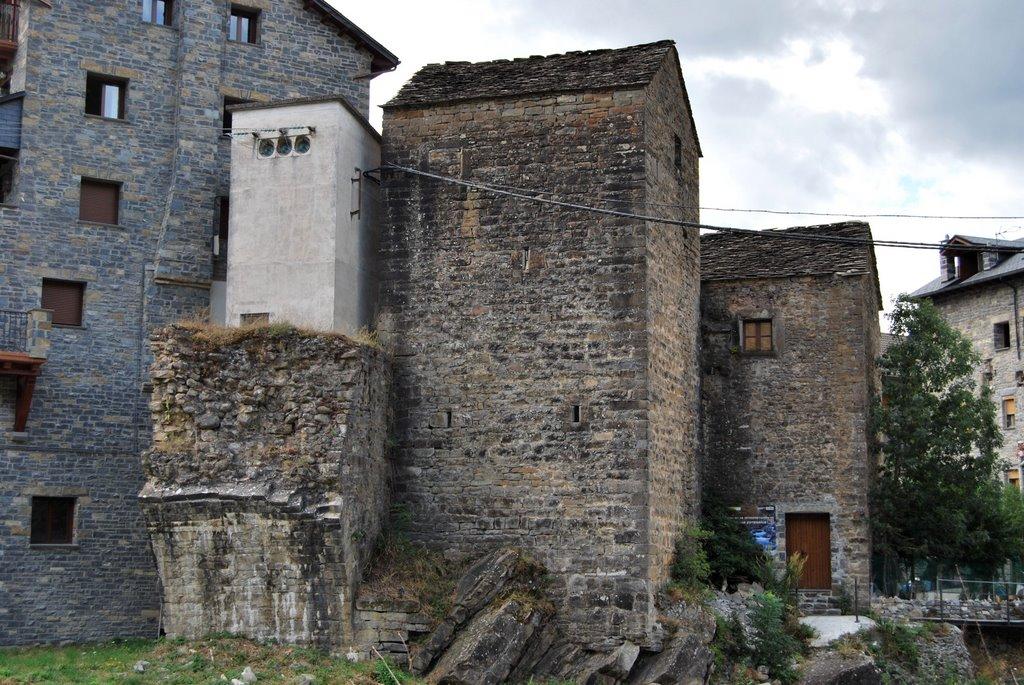 La Torre de la Cárcel de Broto
