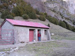 Refugio de Ordiso