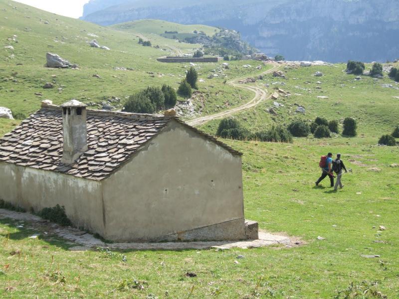 Refugio de San Vicenda (Añisclo)