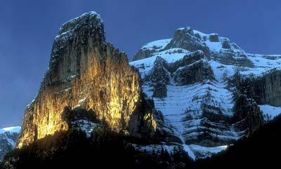El Parque Nacional De Ordesa Y Monte Perdido