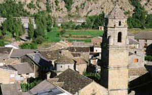 Aínsa – San Vicente – Labuerda – Aínsa