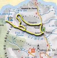 Valle del Río Real – Pineta