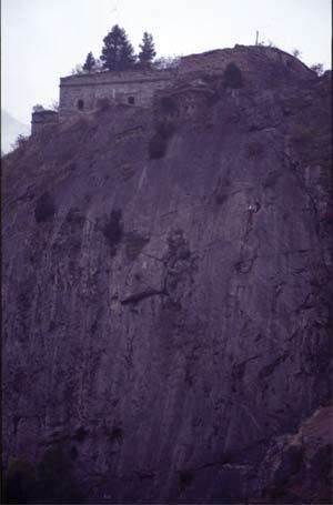 El fuerte de Coll de Ladrones se abre al público