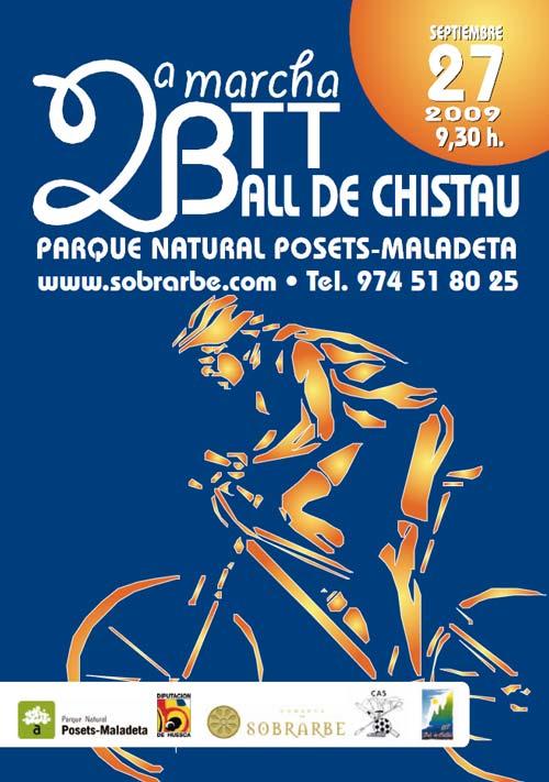 2ª Marcha BTT Bal de Chistau – Parque Posets Maladeta