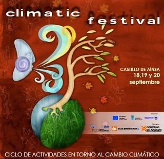 Tercer Climatic Festival en Aínsa