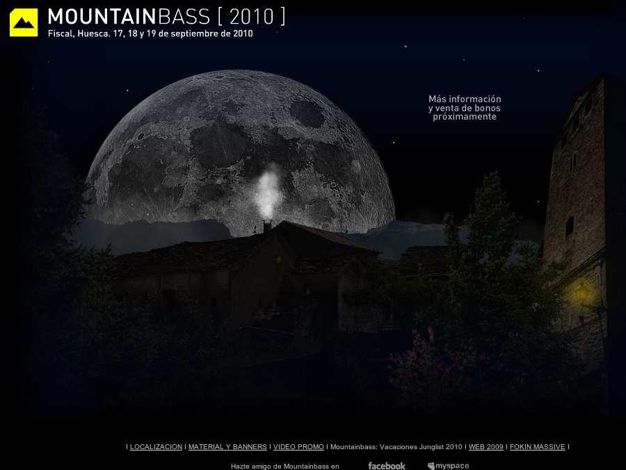 Mountainbass 2010 – Fiscal – 17 a 19 septiembre