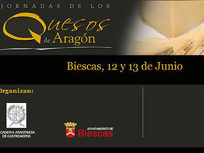 II Jornadas de los Quesos de Aragón