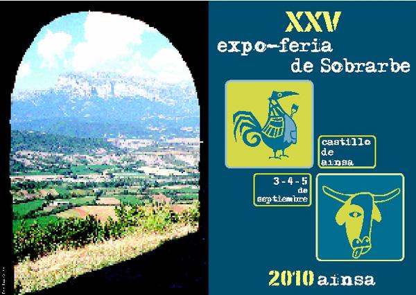 Expoferia de Sobrarbe 2010