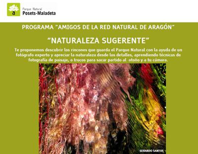 """Programa """"Amigos de la Red Natural de Aragón"""""""