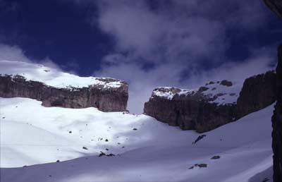 Información turística del Parque Nacional de Ordesa